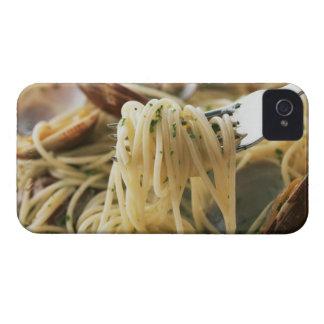 Spaghetti Vongole Bianco iPhone 4 Case-Mate Case