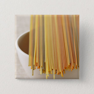 Spaghettis 15 Cm Square Badge