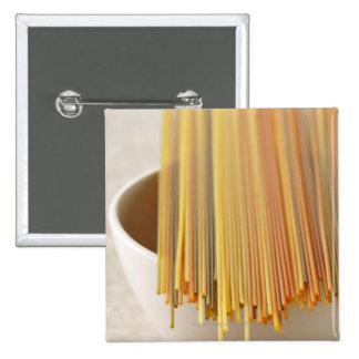 Spaghettis 15 Cm Square Badge