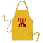 Spain 2010 apron