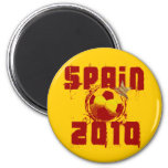 Spain 2010 magnets