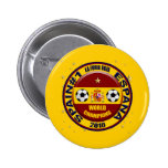 Spain 2010 World Champions Soccer Futbol Pinback Buttons