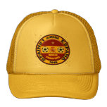 Spain 2010 World Champions Soccer Futbol Trucker Hats