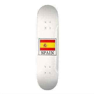 Spain 21.3 Cm Mini Skateboard Deck