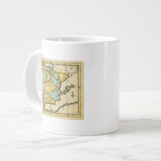 Spain 4 large coffee mug