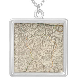 Spain 6 silver plated necklace
