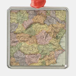 Spain and Portugal 14 Christmas Ornament