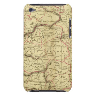 Spain and Portugal 14 iPod Touch Case