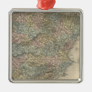 Spain and Portugal 15 Christmas Ornament