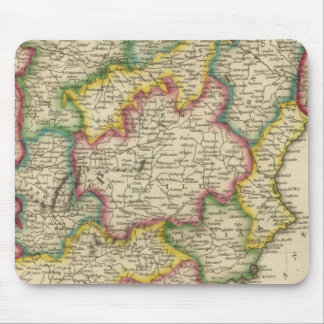 Spain and Portugal 19 Mouse Mat