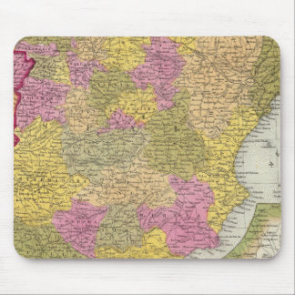 Spain And Portugal 2 Mouse Mat