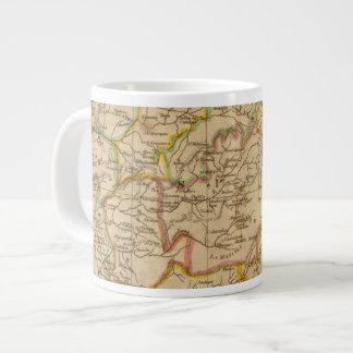 Spain and Portugal 4 Large Coffee Mug