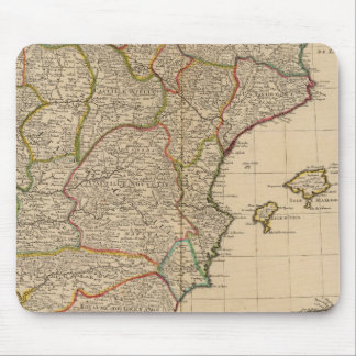 Spain and Portugal 5 Mouse Mat