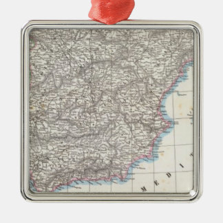 Spain and Portugal 6 Christmas Ornament