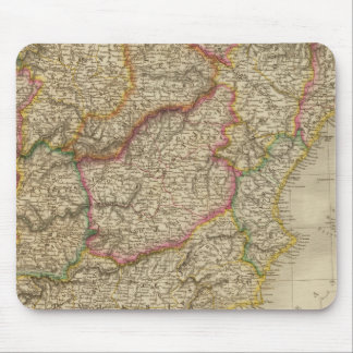 Spain and Portugal 7 Mouse Mat