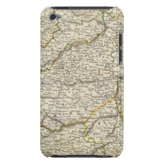 Spain and Portugal 9 iPod Touch Case