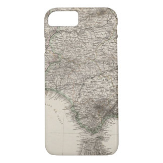 Spain and Portugal, four leaves iPhone 7 Case