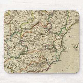 Spain And Portugal Mouse Mat
