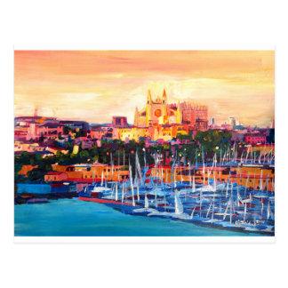 Spain Balearic Island Palma De Mallorca Postcard