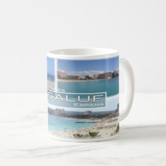 Spain - Balearic Islands - Majorca - Mallorca - Coffee Mug