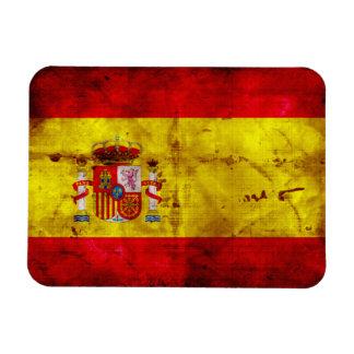 Spain; bandera de España Flexible Magnet