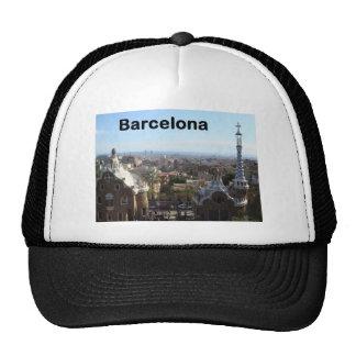 Spain Barcelona View (St.K) Cap