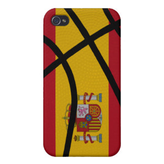 Spain Basketball iPhone 4 Case