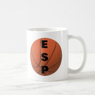 Spain Basketball Team Basic White Mug