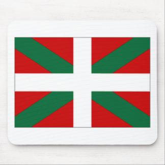 Spain Basque Flag Mouse Mat