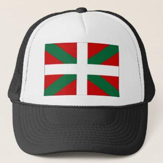 Spain Basque Flag Trucker Hat