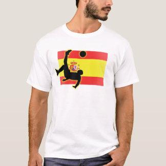 Spain Bicycle Kick T-Shirt