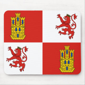 Spain-Castilla Mouse Mat
