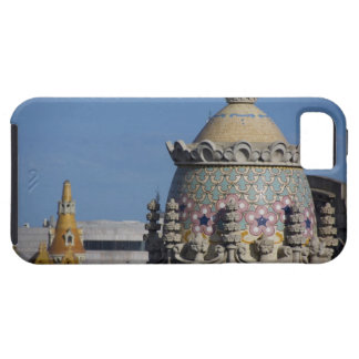 Spain, Catalonia, Barcelona. Barcelona roof top iPhone 5 Case