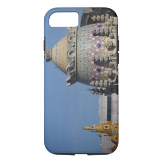 Spain, Catalonia, Barcelona. Barcelona roof top iPhone 8/7 Case