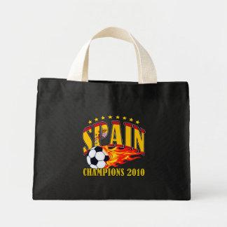 Spain Champions 2010 Mini Tote Bag
