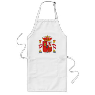 Spain Coat of Arms Apron