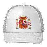 Spain Coat of Arms Hat