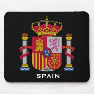 Spain Coat of Arms Mousepad España escudo
