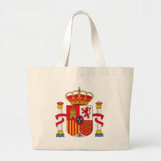 Spain Coat of Arms Tote Bag