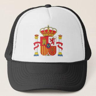 Spain Coat Of Arms Trucker Hat