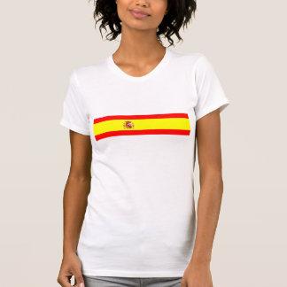 Spain country flag spanish nation symbol T-Shirt