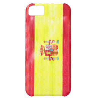 Spain distressed Spanish flag iPhone 5C Case