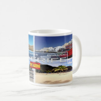 Spain - Espana - Canary Islands - Coffee Mug