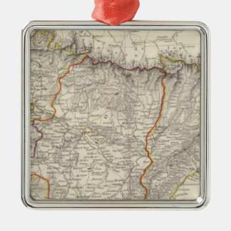 Spain Espana II Christmas Ornament