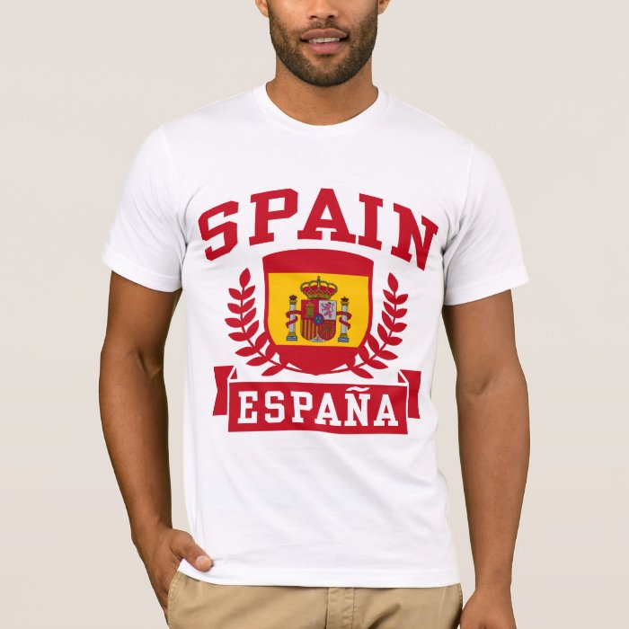 Spain Espana T-Shirt