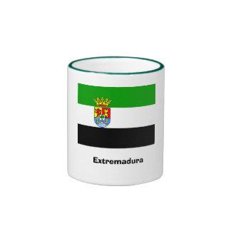 Spain-Extremadura Ringer Mug