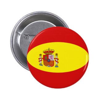 Spain Fisheye Flag Button