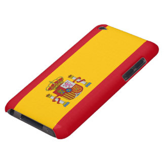 Spain Flag Barely There iPod Case
