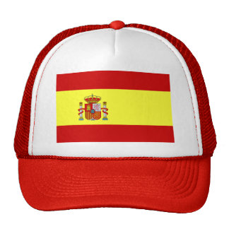 Spain Flag Cap
