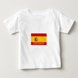 Spain - Flag / España - Bandera Baby T-Shirt